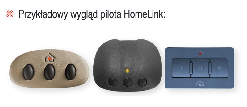 Sterownik HOMELINK